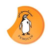 قلم رنگ پنگوئن