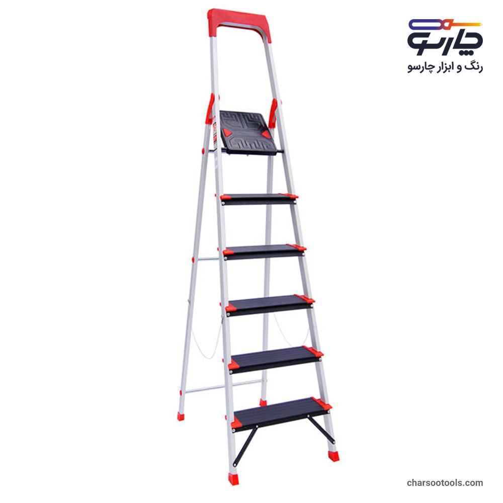 نردبان-آلومینیوم-مدل-کلاسیک-6پله