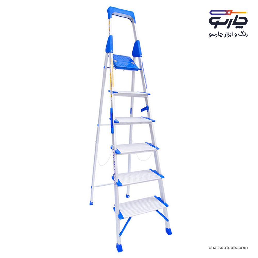 نردبان-آلومینیوم-هاویلوکس-6پله