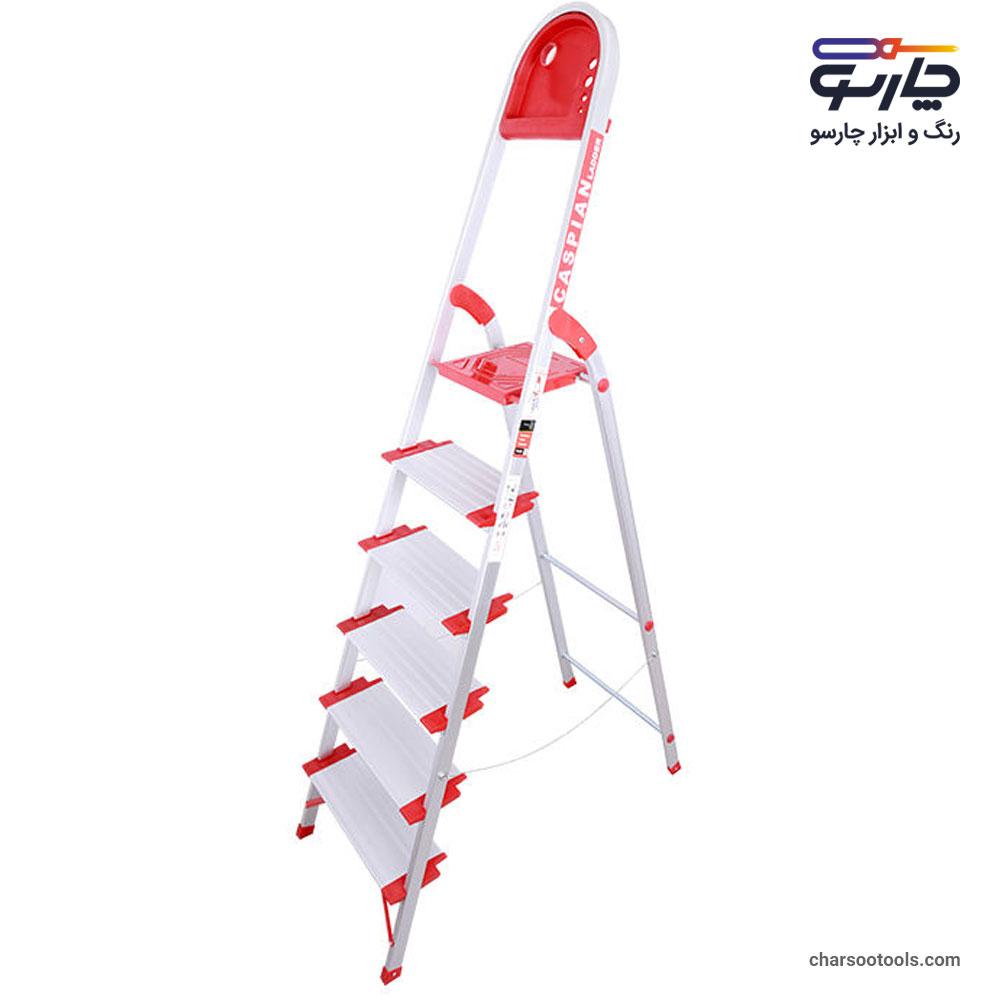 نردبان-آلومینیوم-6-پله-کاسپین