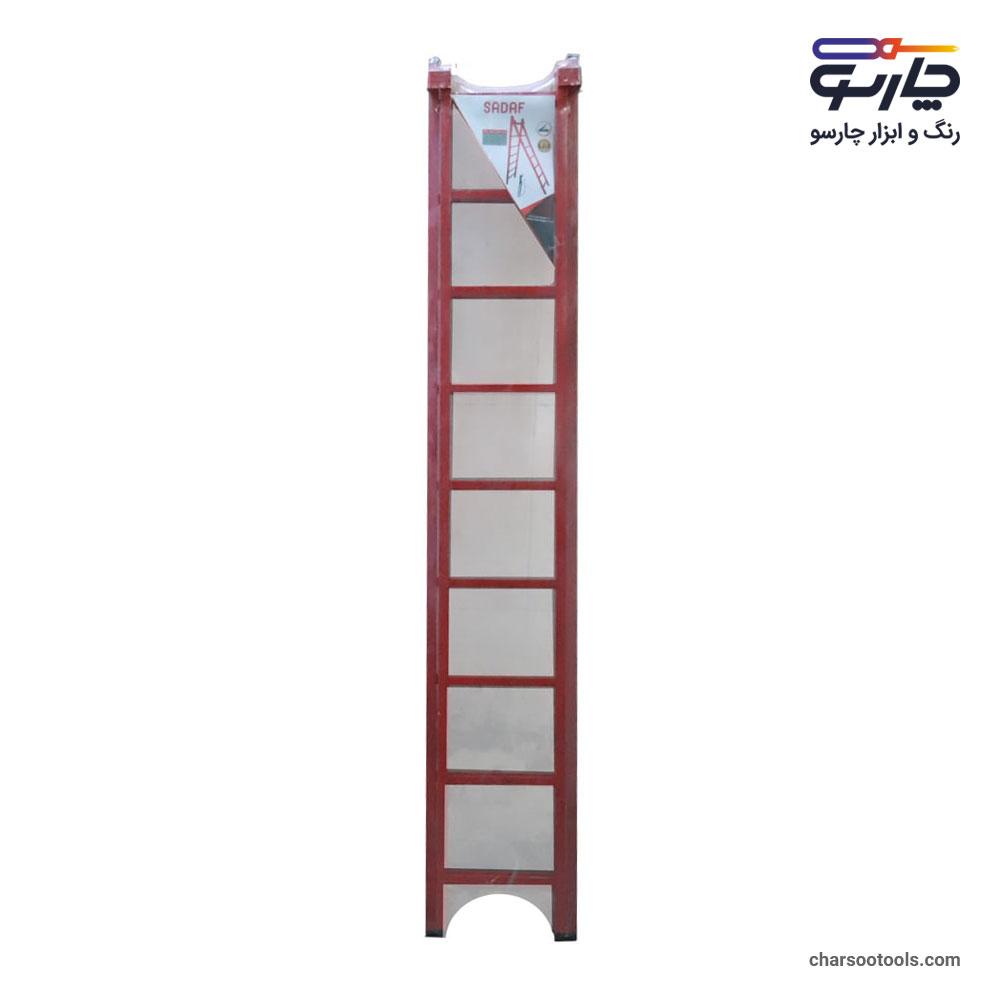 نردبان-کشویی-آهنی-18-پله