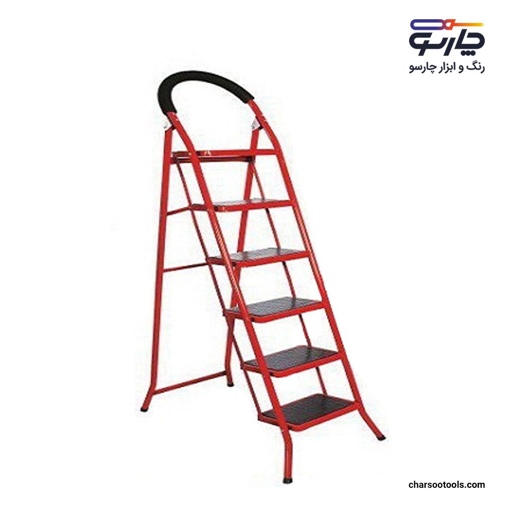 نردبان-6-پله-پله-پهن