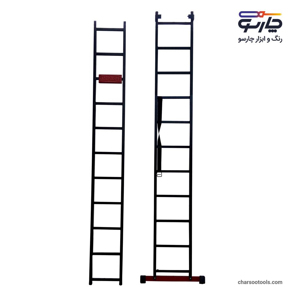 نردبان 23-پله-ماندگار
