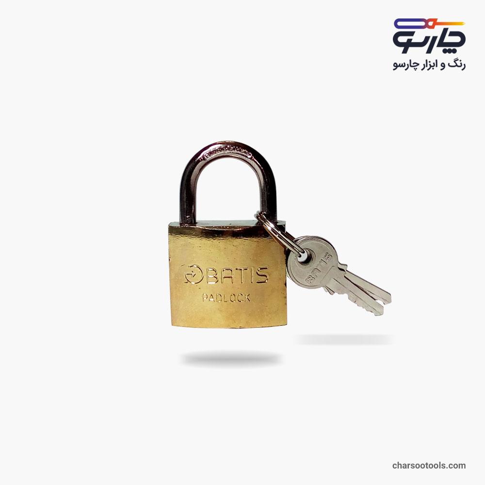 قفل-آویز-برنجی-باتیس38