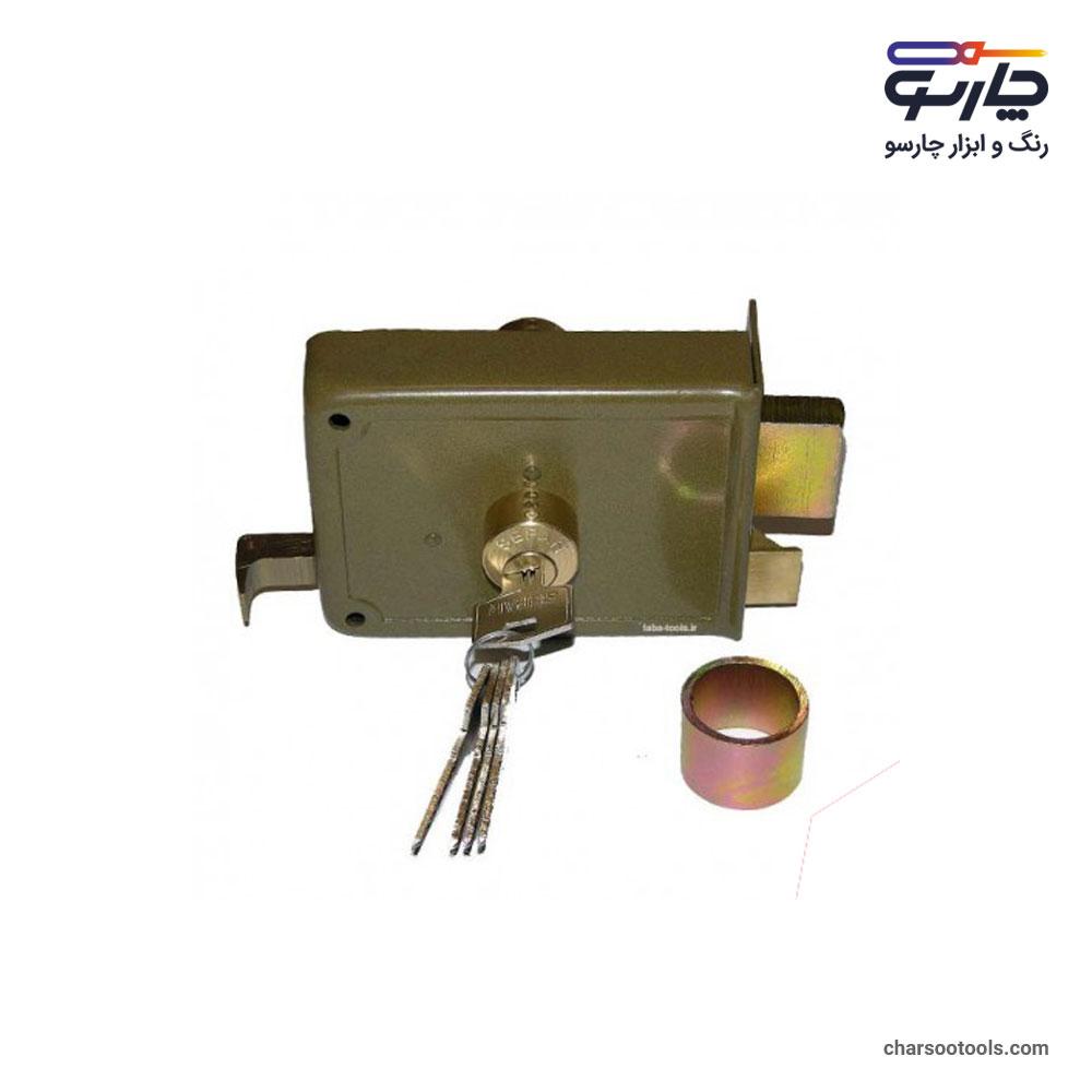 قفل-درب-حیاطی-کلید-کامپیوتری-سپه