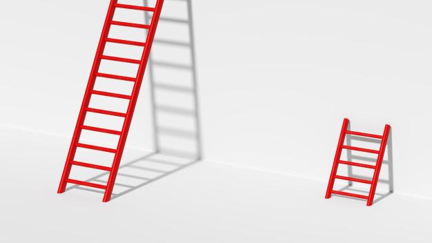 اندازه استاندارد نردبان برای منزل،نردبان چندمتری بخریم
