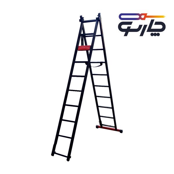 نردبان-کشویی-اهنی-19-پله--ماندگار